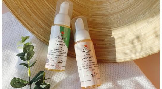 Мягкое и эффектиное очищение кожи