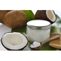 Масло кокоса вирджин - отличное восстановление поврежденных волос.
