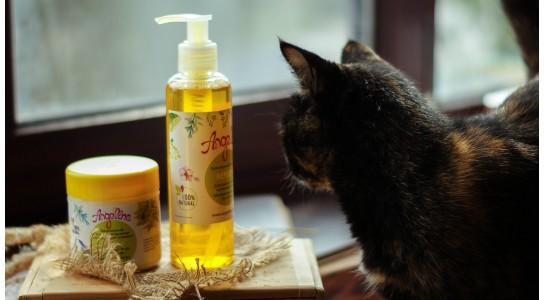 Даже котики завидуют! -15% шампунь+бальзам