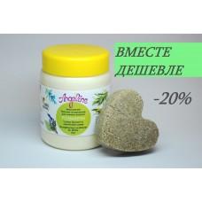 Шампунь и Бальзам для жирных волос со скидкой -20%